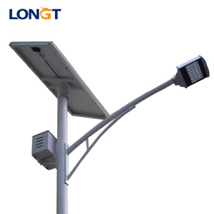Various types of solar led street light price list