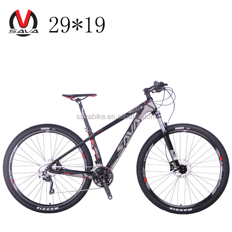 SAVA DECK 300 top quality 29er mountain bike deore xt m8000 group set mountain bike carbon frame/wheel size 29 inches