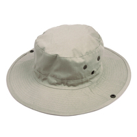 Custom Wide Brim Fishing Bucket Caps Hats Men