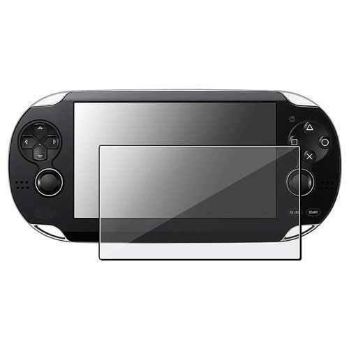 Hot selling high crystal clear tempered glass screen protector for sony ps vita