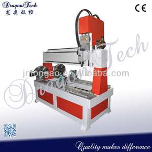 smart cnc router with autocad software, cnc wood furniture design machine,5d cnc engraving machineDT1203R