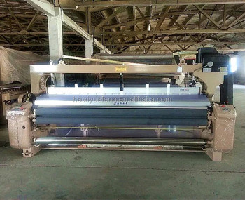 YF408 double nozzle double shedding carpet water jet looms textile weaving machines machinery