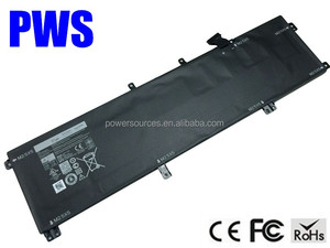 Laptop Battery for Dell XPS 15 9530 8200mAh 0H76MY 245RR BATTERY