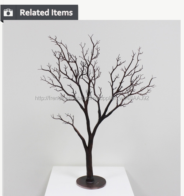 Artisanat d coratif int rieur ext rieur manzanita arbre for Arbre decoration