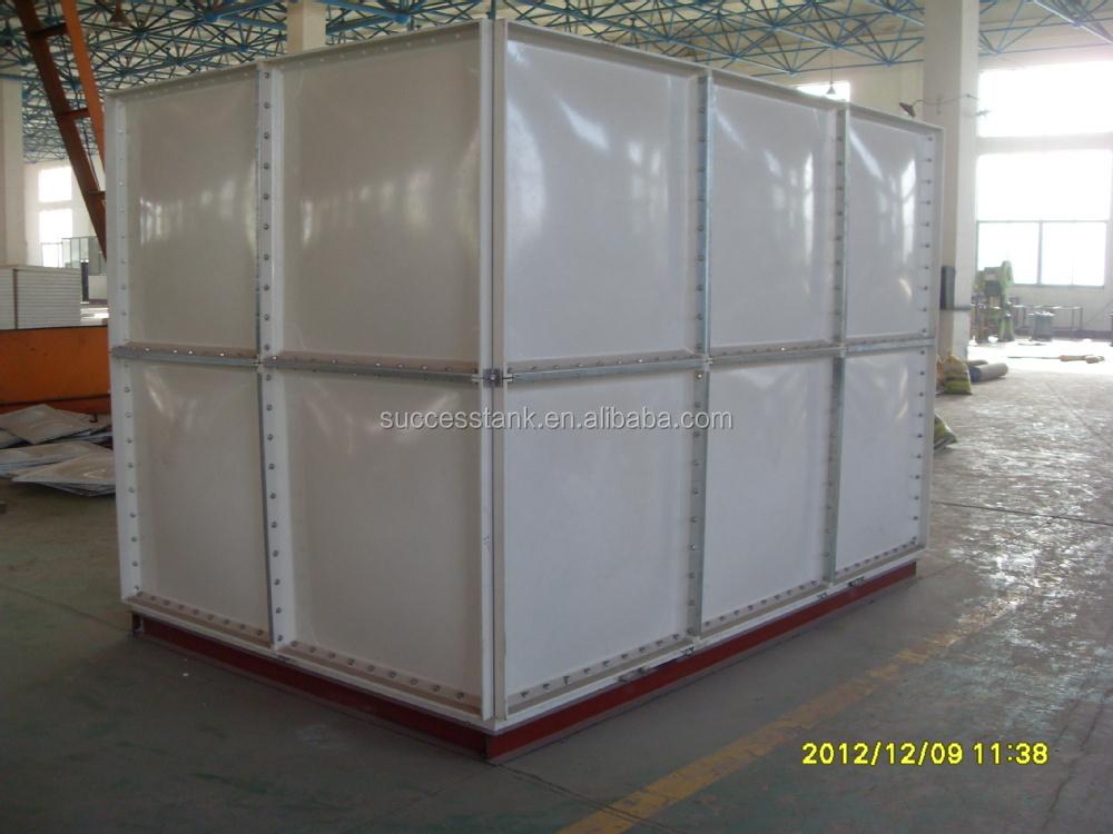 Grp Water Storage Panel Tank For Qatar Grp Water Tanks