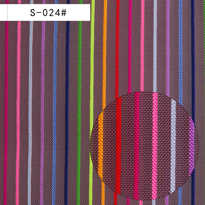 The colorfully nylon mesh fabric for pen bag,ainbow organza fabric mesh
