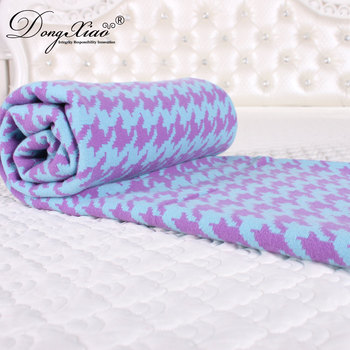 Qualified Popular 12gg Knitted Stripped Fleece Mexican Thick Soft Baby  Blankets b865cba77