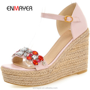 683852f275b8 Wedge Sandal Shoes Wholesale