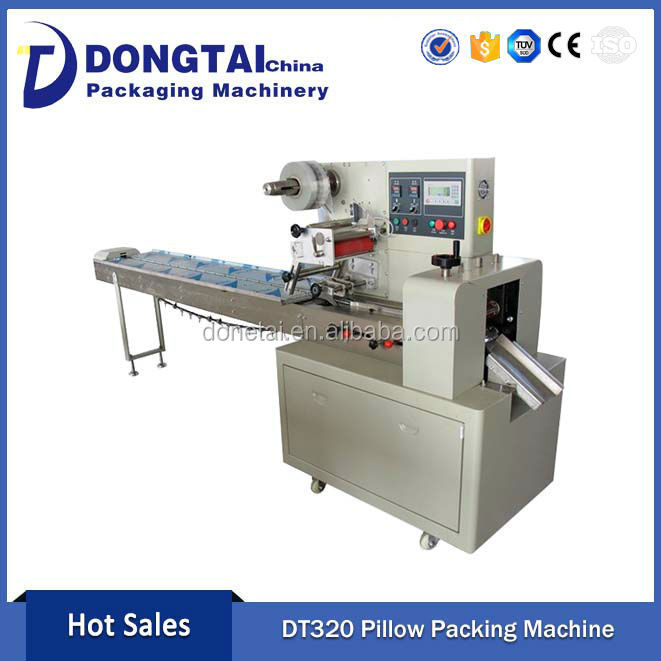 Handmade Soap Packaging Machine Price/pillow Type Automatic ...
