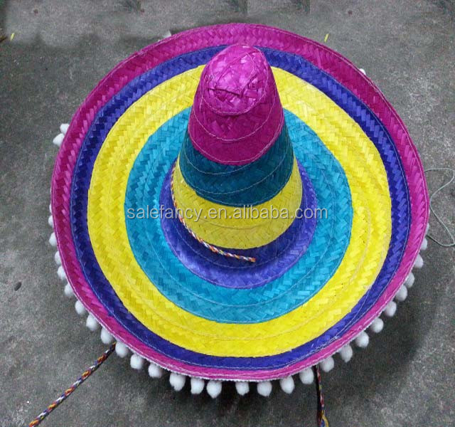 tequila bottle cheap hat for sale mini sombrero mexican hat BHAT-1760