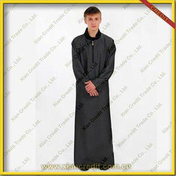 Top Quality New Model Arab Men Thobe Designs Islamic Clothing ...