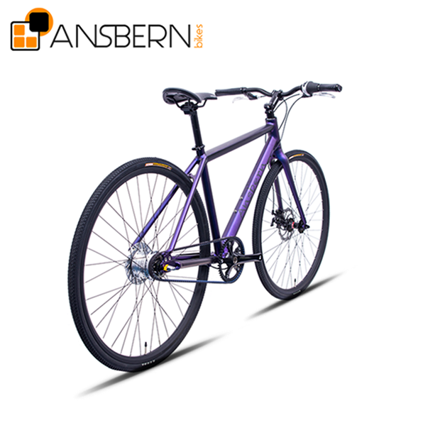 2019 Ansbern High End City Bike 7 Speed Belt Drive City Star Bike <strong>Bicycle</strong>