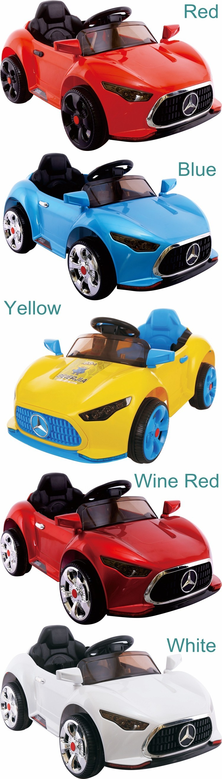 Chinese factory 12v kids electric cars ride on car for 10 for Motorized cars for 7 year olds