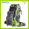 China quanzhou high quality lightweight 65L solar power charger bag for hiking camping running