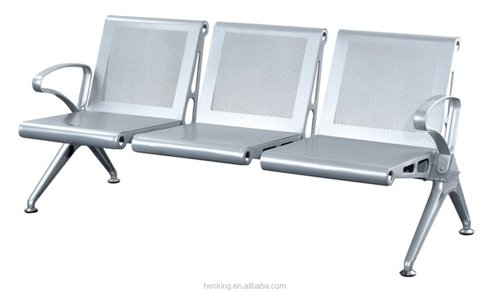 Henking Airport Chair 3 Seater Waiting Seats H317 3