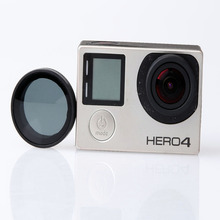 New arrival 25mm Multi Feature Go Pro Hero4 CPL & ND Lens Filter For GoPro HERO 4 / 3+ / 3 Action Camera accessories