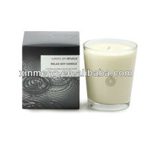 High-end Scented Soy Candles In Glass