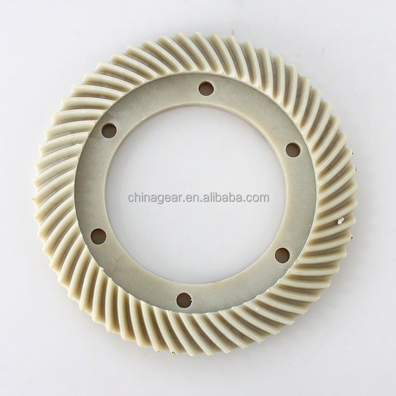 china nyloy plastic gear manufacturer making plastic gears