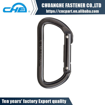 Carabiner Carabiner Lock Stainless Steel Keychain Climbing Key Sale High Quality