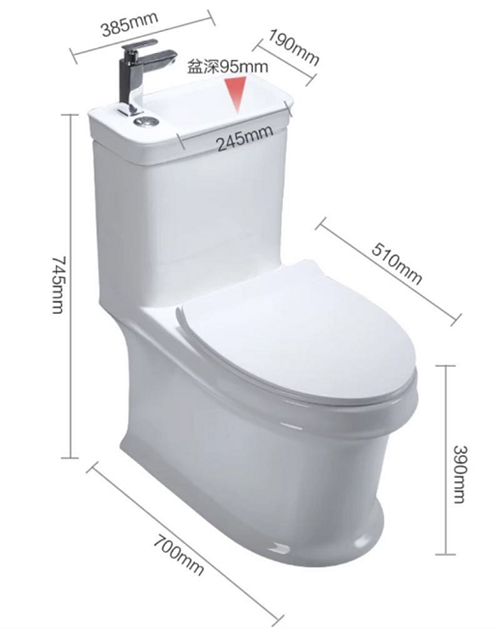 sanitary ware manufacturer washdown one piece toilet american standard With the sink toilet