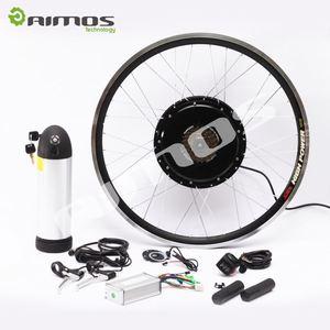 DM-210 Electric Bike Conversion Kit - Front Hub Motor