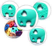 FDA Approved Silicone Teether For Baby Boy And Girl Best Natural Toys