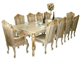 10-seaters King Louie Italian Dining Set - Buy Italian Dining Set Product  on Alibaba.com