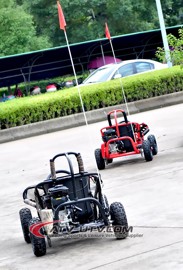 new 2015 mini 80cc gas kids 4 stroke kids car pedal go kart