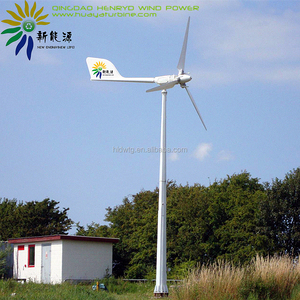 permanent magnetic generator free energy wind turbine 5kw with wind power generator for home farm use