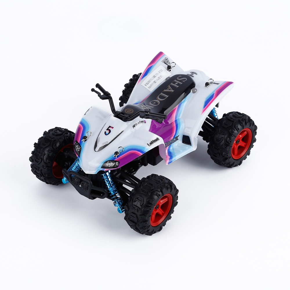 S609 30 MPH 4WD 1/24 Drive Train 4 Channels Remote Control Brush RC Car Toy
