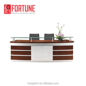 Luxury Design Office Small Front Table Reception Desks