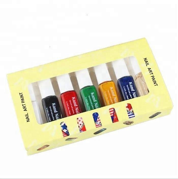 3d Acrylic Paint Nail Art