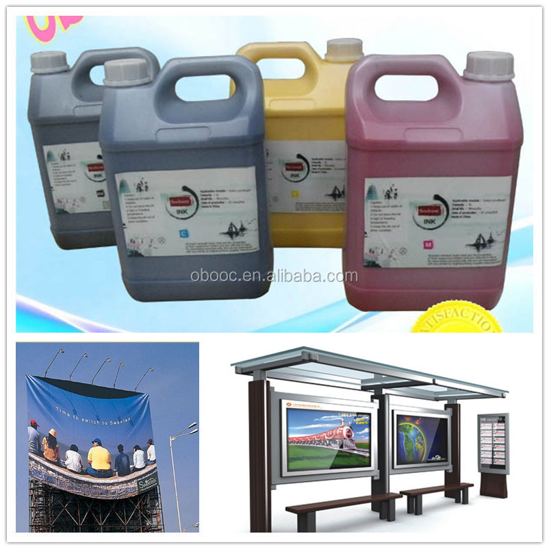 Printing Ink from China Factory Solvent Ink for Seiko 510 35PL