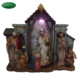 Decoration Resin Christmas outdoor nativity sets