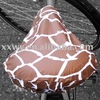 fashional promotion saddle cover bike seat cover
