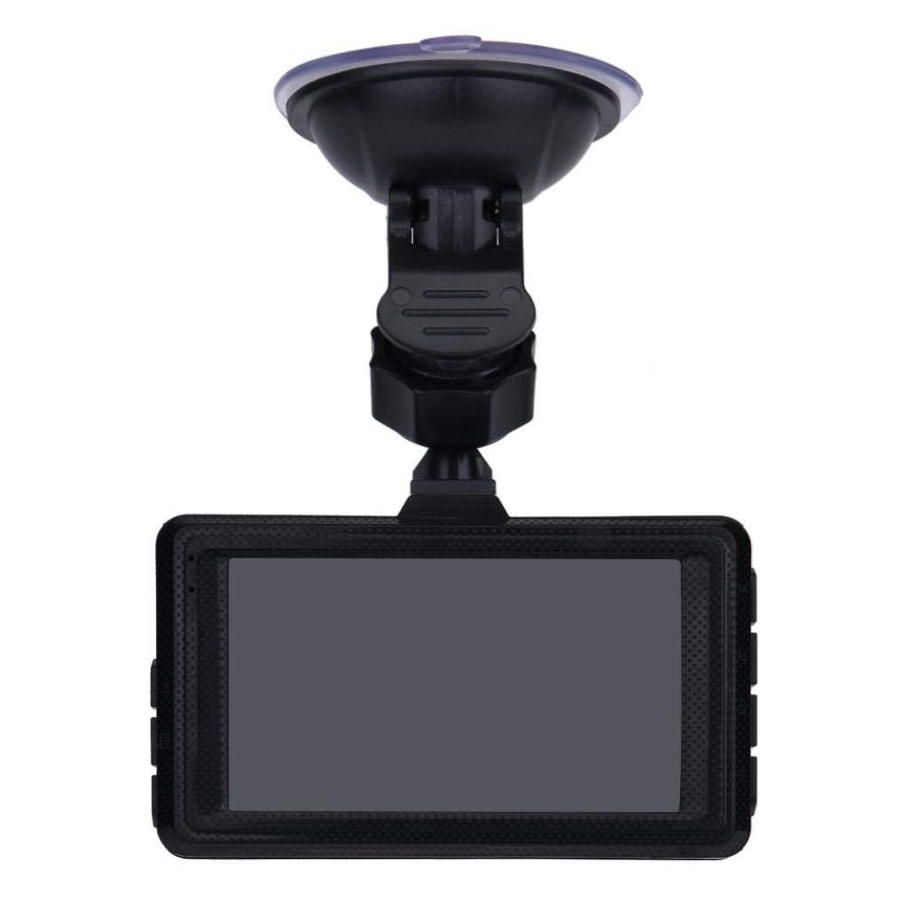 Creazy Dash Cam FHD 1080P 170 Wide Angle Parking Monitor Loop Recording Car Camera