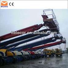 self propelled telescopic lift machine