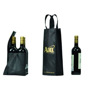 non woven win bag for 6 bottle