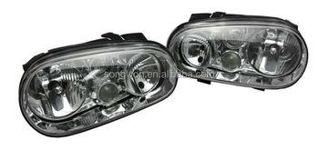 Vw Golf 4 Head Lamp; Headlight For Golf Depo 441-1130