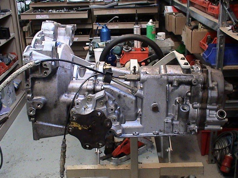 Citroen/lotus/maserati Gearbox Parts