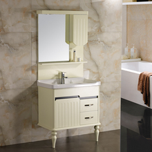 Low Price Antique Stand Floor Bathroom Vanity Cabinets