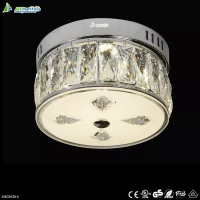 LED crystal ceiling lights modern ceiling light cover for decor HXC9128-4