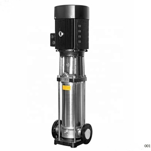 cnp same quality vertical multistage centrifugal water pumps for high rise building with water pump motor