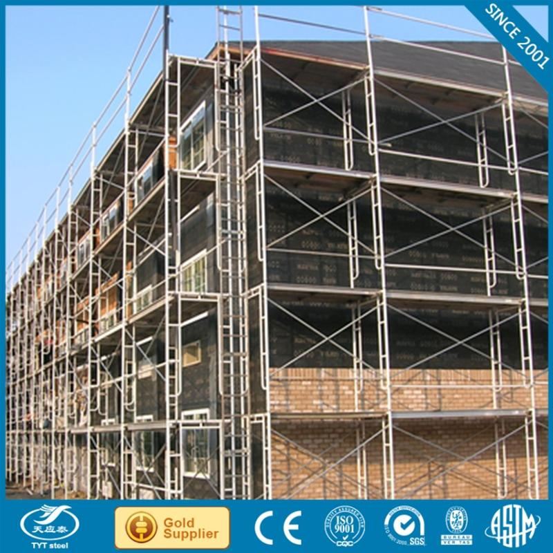 Welding scaffolding roof systems Tianjin machinery scaffolding roof systems