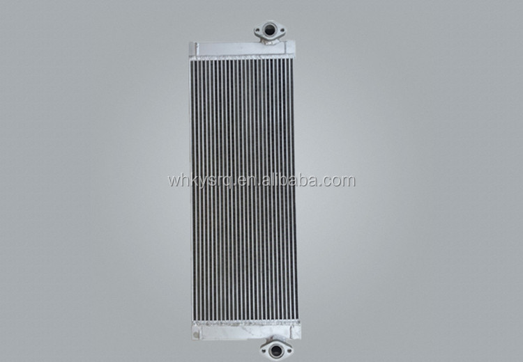 SK250-8 Hydraulic oil cooler radiator for Kobelco excavator engine parts