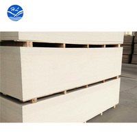 No screw rust fireproof material MGO board SIP Magnesium oxide board for wall partition fire rated MGSO board factory price