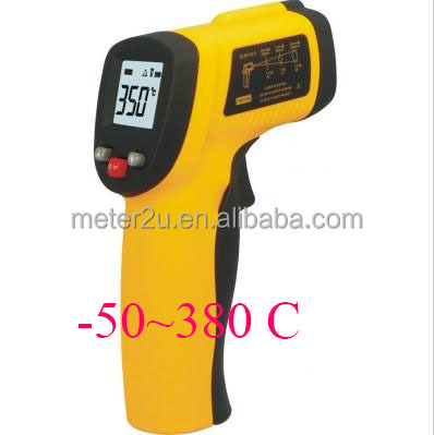 Industrial non contact Infrared thermometer HD380 - KingCare | KingCare.net