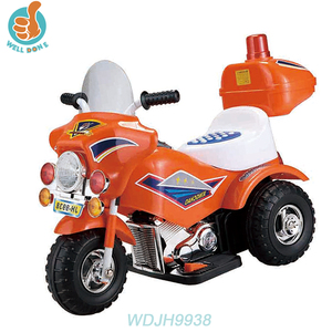 WDJH9938 Baby Ride On Toys Car Mini Electric Motorcycle For Kid Kids Electric Tricycle