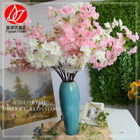 150674 Design Crazy Selling cheap cherry blossom cheap artificial sakura flower buying from china