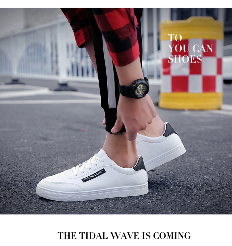man white board casual shoes and sneakers for men